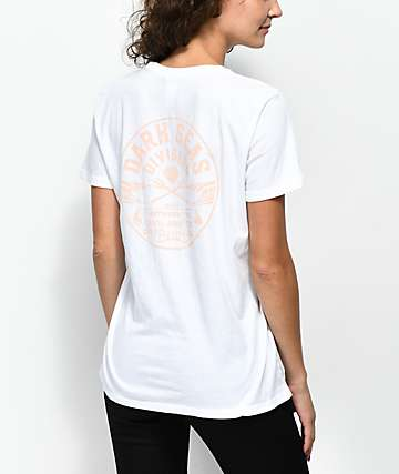 Dark Seas Imperial White T-Shirt