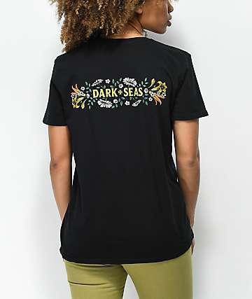 Dark Seas Memorial camiseta negra