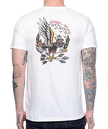 Dark Seas Protected camiseta blanca