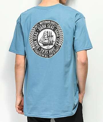 Sale Dark Seas Clothing T Shirts Zumiez Ca