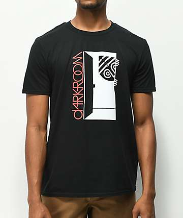 Darkroom Agoraphobe Black T-Shirt
