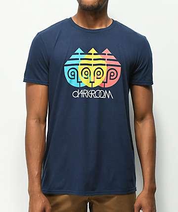 Darkroom CMY Navy T-Shirt