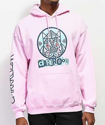 Darkroom Doomrat Pink Hoodie