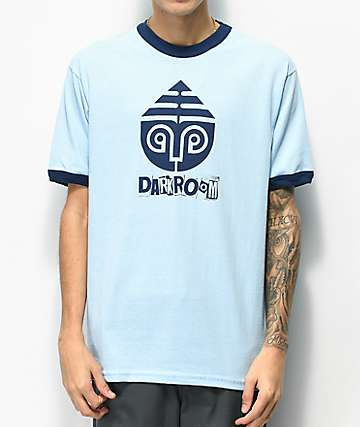 Darkroom Sentry Ransom Blue Ringer T-Shirt