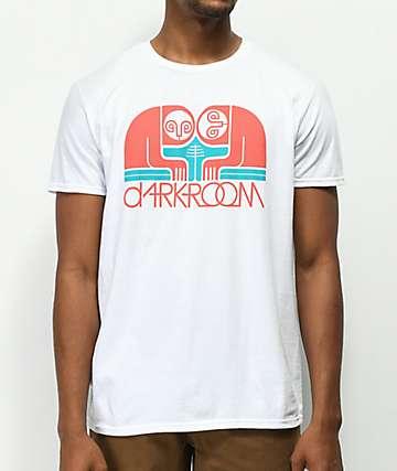 Darkroom Sloths camiseta blanca