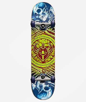 Darkstar Remains 7.75 Skateboard Complete