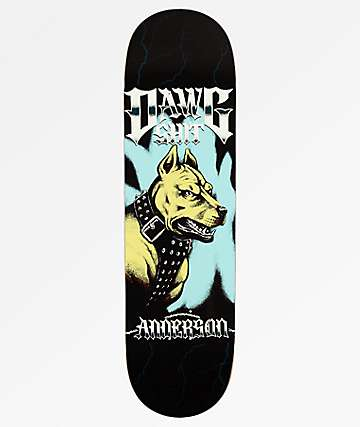 "Dawg Shit BA 8.75"" Skateboard Deck"