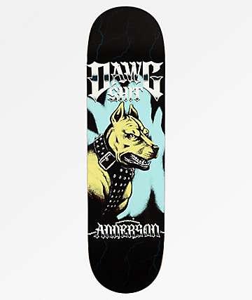 "Dawg Shit BA 8.75"" tabla de skate"