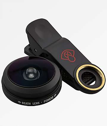 Death Lens Clip On Fisheye Lens