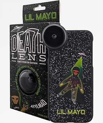 Death Lens Lil Mayo iPhone 6 & 6S Fisheye Lens