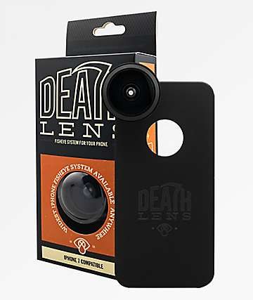 Death Lens iPhone 7 Fisheye Lens