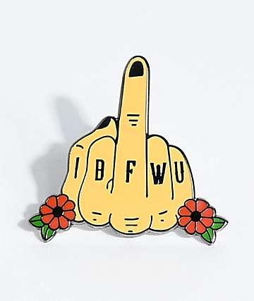 Death Rattle Co. IDFWU Pin