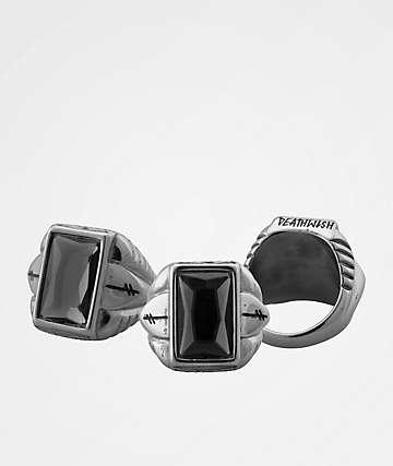 Deathwish Ellington Silver Ring