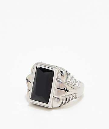 Deathwish Ellington Silver Ring