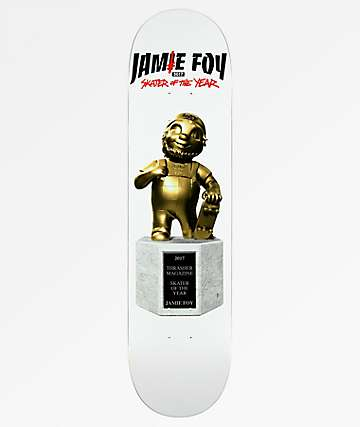 "Deathwish Foy Big Boy Trophy 8.0"" Skateboard Deck"