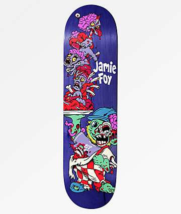 "Deathwish Foy Brute 8.0"" Skateboard Deck"