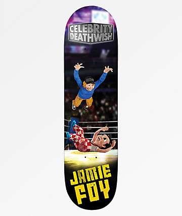 "Deathwish Foy Celebrity 8.38"" Skateboard Deck"