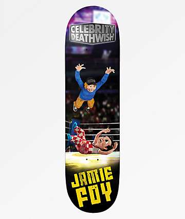 "Deathwish Foy Celebrity 8.38"" tabla de skate"