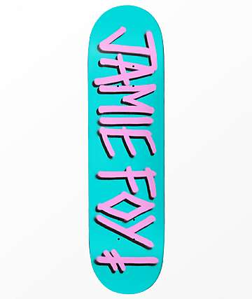 "Deathwish Foy Gang Name 8.25"" Skateboard Deck"