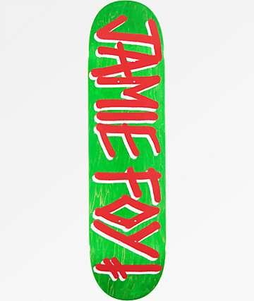 "Deathwish Foy Gang Name 8.38"" Skateboard Deck"