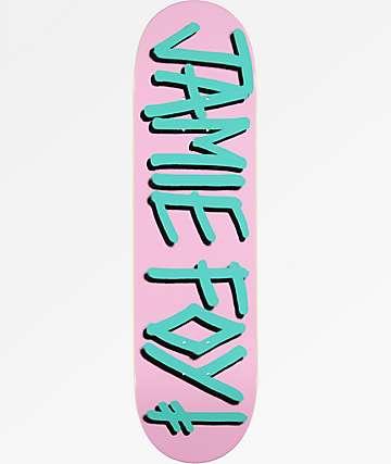 "Deathwish Foy Gang Name 8.5"" Skateboard Deck"
