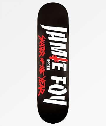 """Deathwish Foy SOTY 2017 8.25"""" Skateboard Deck"""