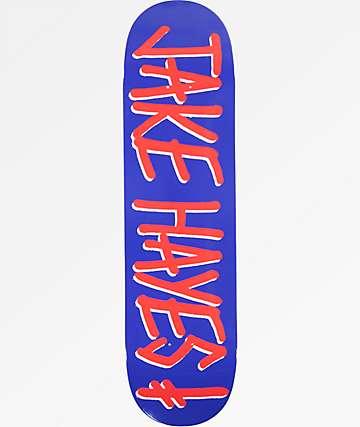 """Deathwish Jake Hayes Gang Name 8.25"""" Skateboard Deck"""