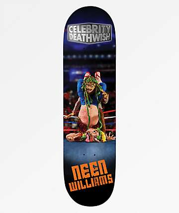 "Deathwish Neen Celebrity 8.25"" tabla de skate"