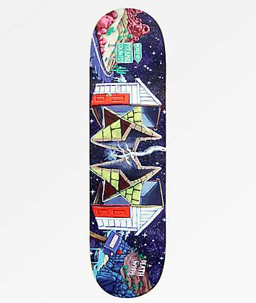 "Deathwish x Pyramid Country Ellington 8.25"" Skateboard Deck"