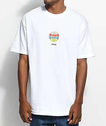 Deathworld Bank Of Death camiseta blanca