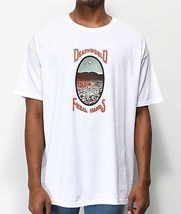 Deathworld Eternal White T-Shirt