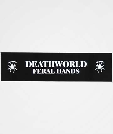 Deathworld Logo Sticker