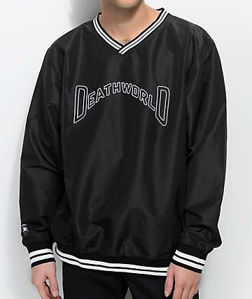 Deathworld Lucious chaqueta negra