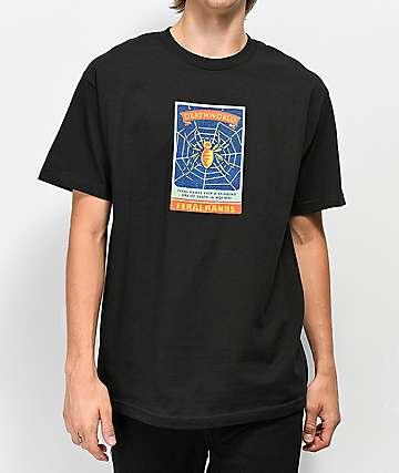 Deathworld Potassium Chlorate camiseta negra