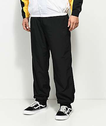 Deathworld Remus Black Track Pants