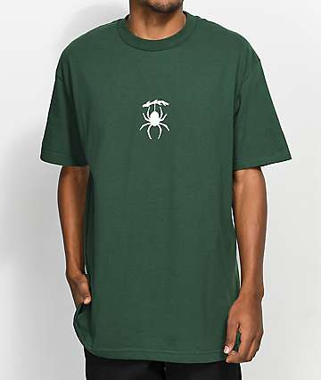 Deathworld Viridans Green T-Shirt