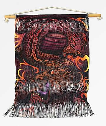 Deny Designs Dragon banderal colgante