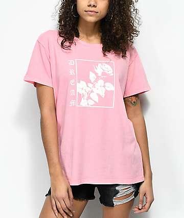 Desert Dreamer Dream Team camiseta rosa