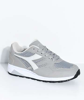 Diadora N902 Paloma Grey & Grey Alaska Shoes