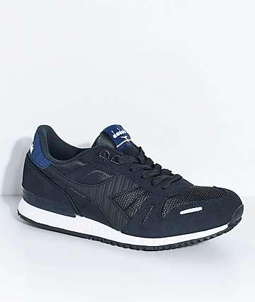 Diadora Titan II Stretch Limo & Estate Blue Shoes