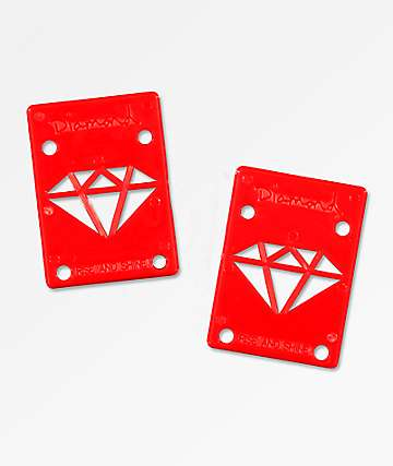 Diamond Red Riser Pads
