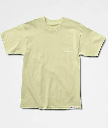 Diamond Supply Co Futura Sign Yellow T-Shirt