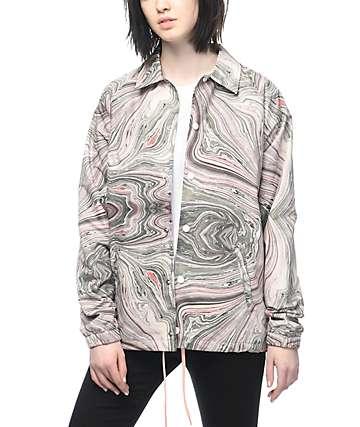 Diamond Supply Co Rosary Coaches Jacket