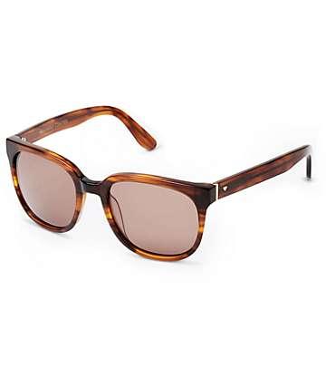 Diamond Supply Co Tom Black Polarized Sunglasses