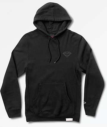 Diamond Supply Co. Brilliant Black Hoodie