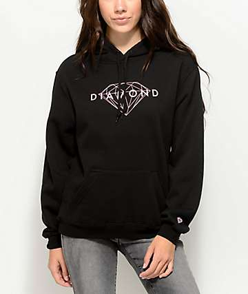 Diamond Supply Co. Brilliant Black Hoodie