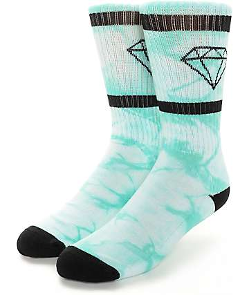 Diamond Supply Co. Diamond Rock Sport calcetines en azul