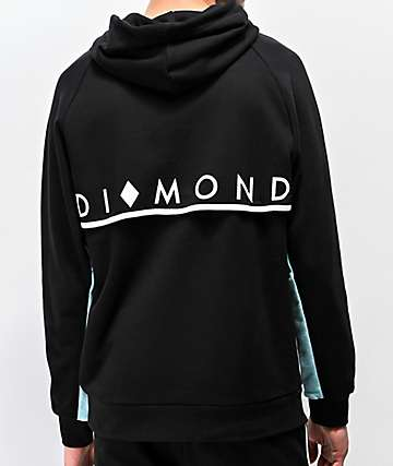Diamond Supply Co. Fordham Black Hoodie
