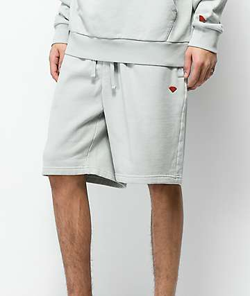 Diamond Supply Co. OG Script shorts de punto en gris