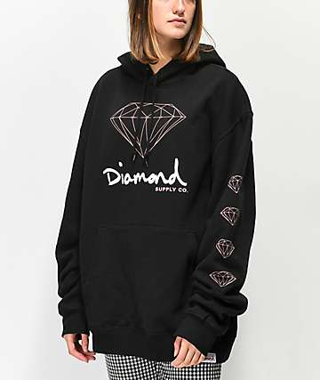 bcb954997 Diamond Supply Hoodies & Sweatshirts | Zumiez